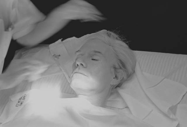 Robert Levin, 'AW Getting Facial Treatment 1981', 2015, Maison Gerard
