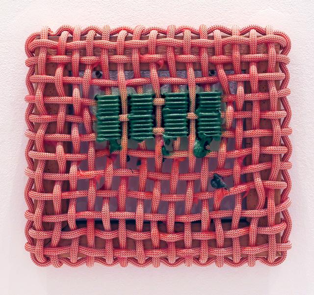 , 'Structural Brush Mark ,' 2014, Galerie Anke Schmidt