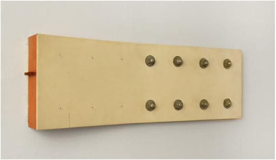 , 'Bolt Piece,' 1965, Häusler Contemporary