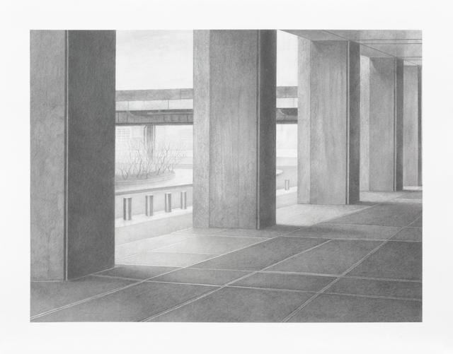 , 'Pillars #3,' 2014, Ameringer | McEnery | Yohe