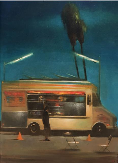 , 'Valley Taco Truck,' 2018, Sue Greenwood Fine Art