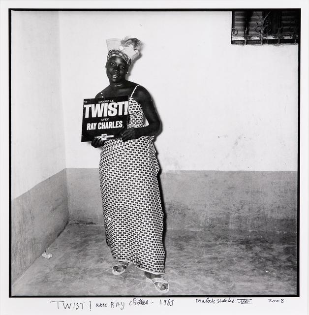 , 'TWIST! avec Ray Charles,' 1969, Jack Shainman Gallery