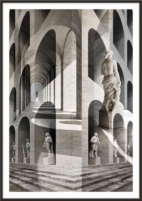 , 'EUR,' 2017, Galería Pelaires