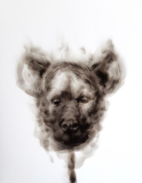, 'Hyena Dog,' 2017, David Krut Projects