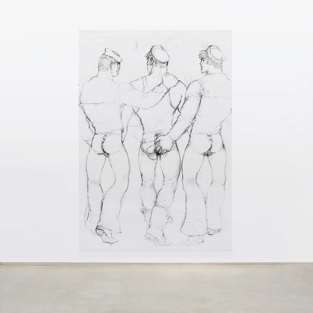 , 'Untitled,' 1985, FROZEN PALMS GALLERY