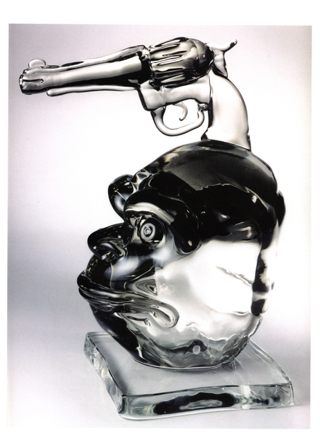 , 'Primitivist Glass ,' 2003, HG Contemporary