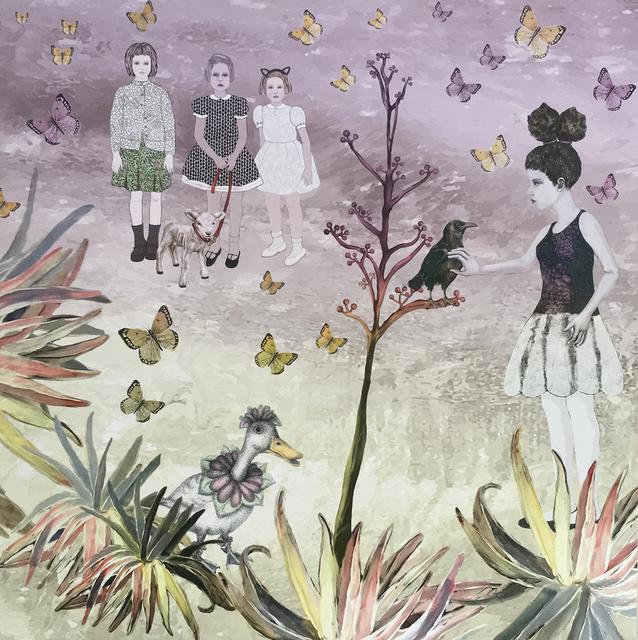 , 'The Cactus Garden,' , Sparrow Gallery