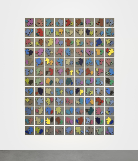 , 'The Shapes Project: Collection of One Hundred and Eight Perfect Couples,' 2005-2012, Galerie Mitterrand