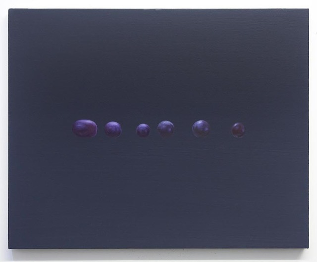 , '6 Grapes,' 2015, Fresh Window