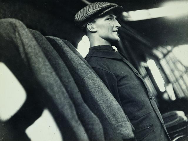 , 'Taylor's dummy,' 1930-1931, Jeu de Paume