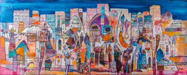 , 'Untitled 7,' 2012, Hafez Gallery