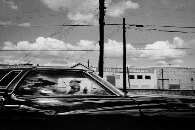 , 'Warehouse district. Fresno, California.,' 1998, Anastasia Photo