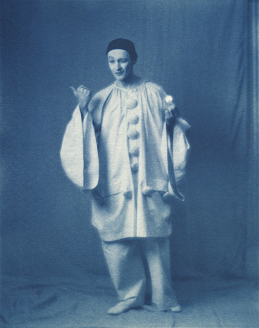 John Dugdale, 'Pierrot with Coin', 2003, ClampArt