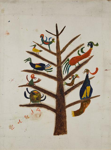 , 'The Tree from Eden III,' 1996, Cavin Morris Gallery