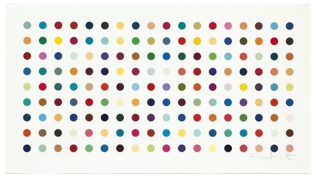Damien Hirst, 'Tetrahydracannabinol', 2004, Fine Art Mia