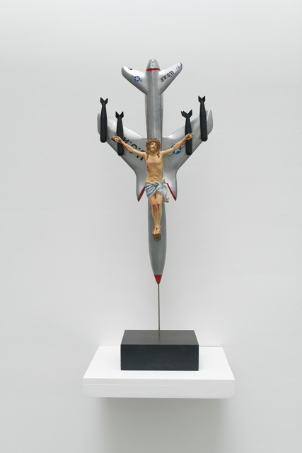 , 'La civilización occidental y cristiana,' 2010, Galerie Mitterrand