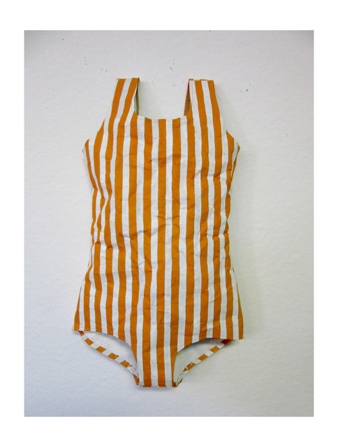 , 'Creamsicle Swimsuit,' 2018, Friesen Gallery