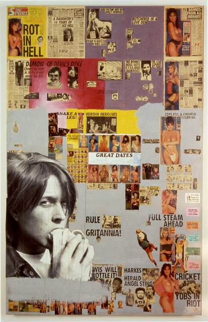 , '  Great Dates,' 1992, New Museum
