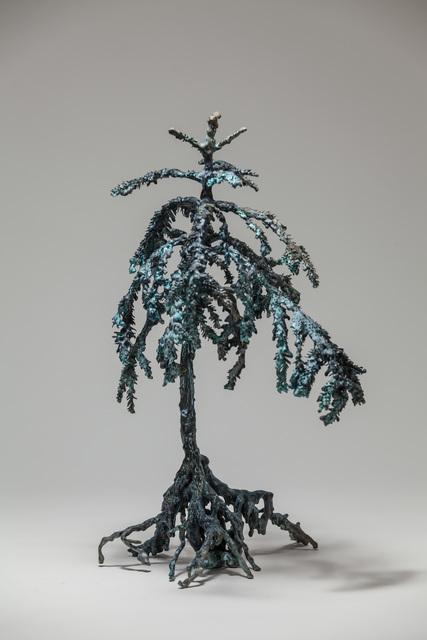 , 'Night Tree #15,' 2017, Berg Gallery