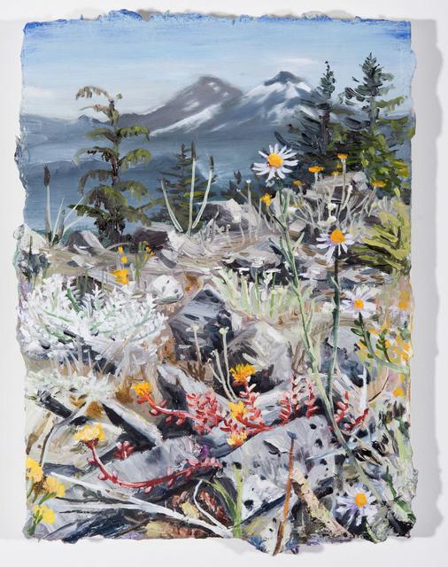 , 'Macduff Mountain Blooms,' 2018, Russo Lee Gallery