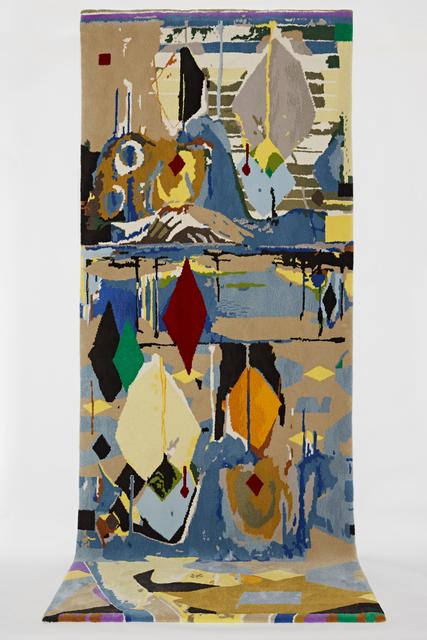 , 'Fourfold Sorrows,' 2015, Kerlin Gallery