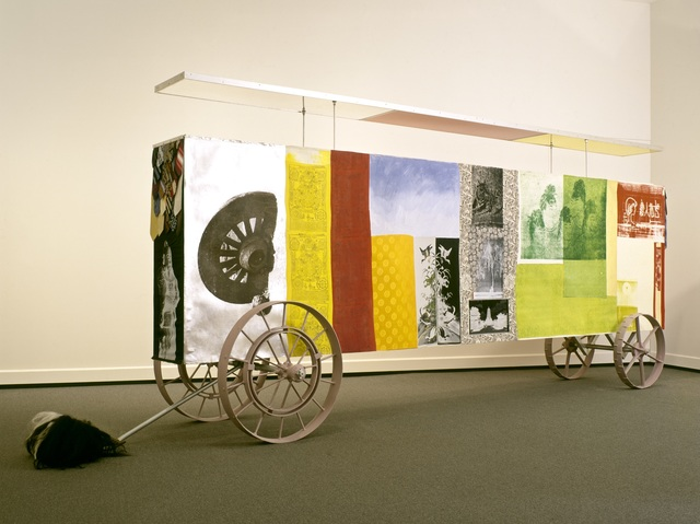 , 'Sino-Trolley / ROCI CHINA,' 1986, Ullens Center for Contemporary Art (UCCA)