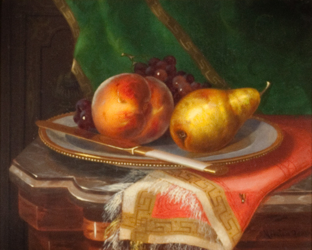 Morston Constantine Ream, 'Dessert Still Life', Questroyal Fine Art