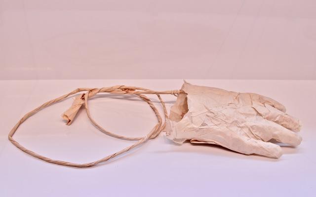 Ann Hamilton, 'Handmask 1-5', 2015, Dieu Donné