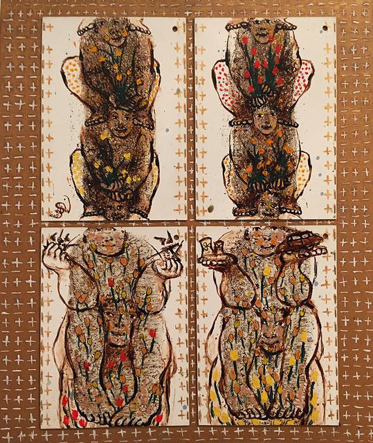 , 'Ürettir Tükettir,' 2005, Anna Laudel