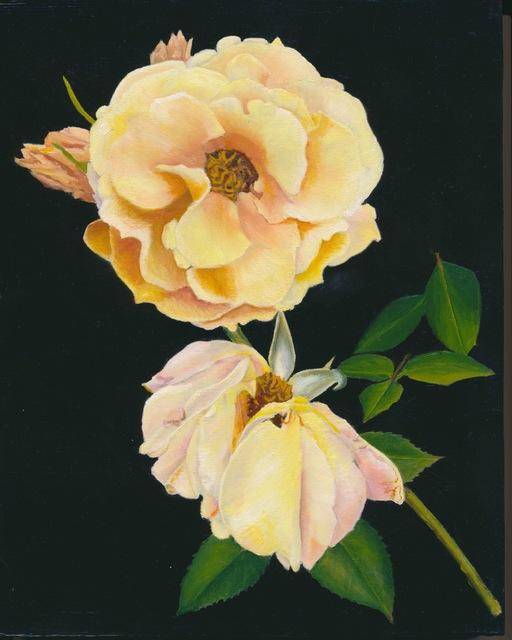 , 'Summer Roses,' ca. 2014, Adah Rose Gallery