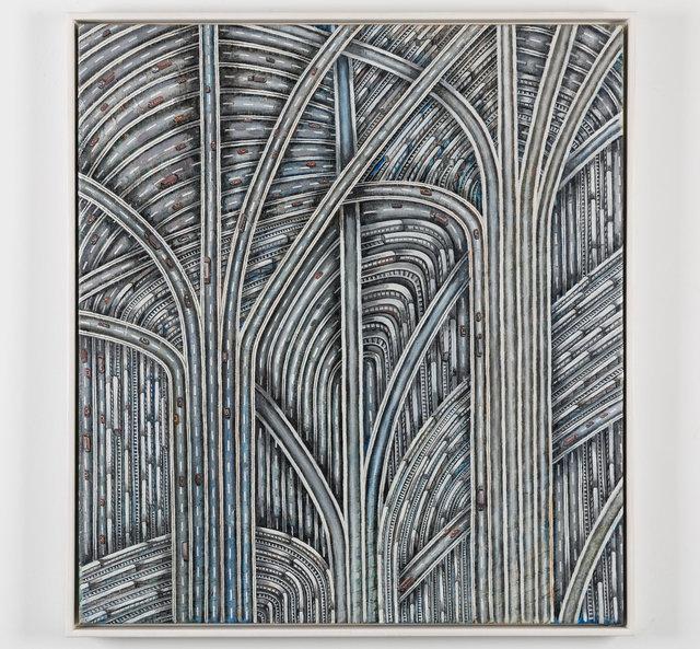 , 'Gotischer Schinken (Gothic Daub),' 1980-1984, ICA Miami