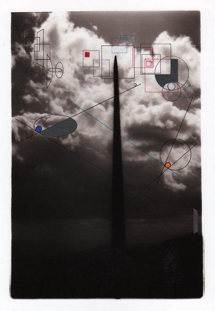 , 'Sin título (La distancia natural entre las cosas),' 2017, MARSO