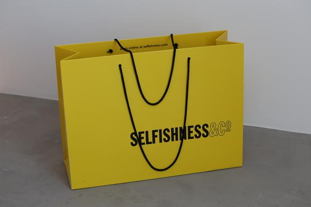 , 'Selfishness,' 2017, Dio Horia