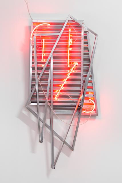 Clemens Behr, 'Miami Quaid In (1)', 2019, Underdogs Gallery
