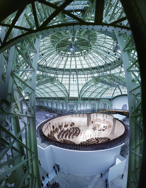 , 'Chanel, The Crucible, Grand Palais, Paris,' 2014, Rosenbaum Contemporary