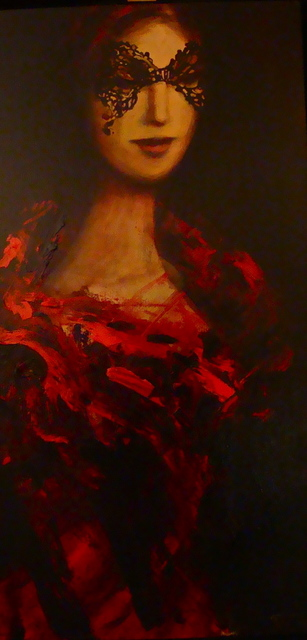 , 'Lace Mask,' ca. 2014, Studio 905 on Juniper