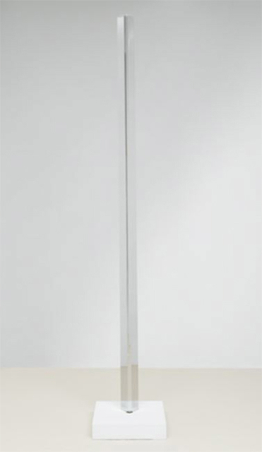 , 'Untitled, Light Column,' 1970, NYEHAUS