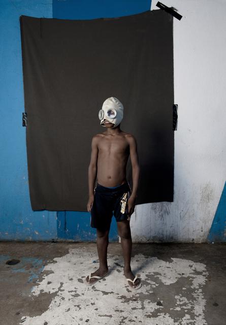 Sofie Knijff | Astronaut, Translations Series, Brazil (2012