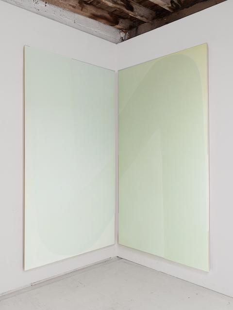 , 'Left (CEV),' 2018, Nathalie Karg Gallery