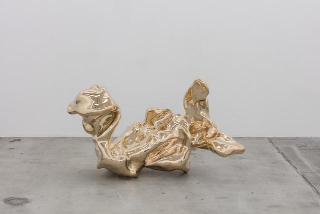 , 'Bronze Pour XXIII,' 2016, Galleri Nicolai Wallner