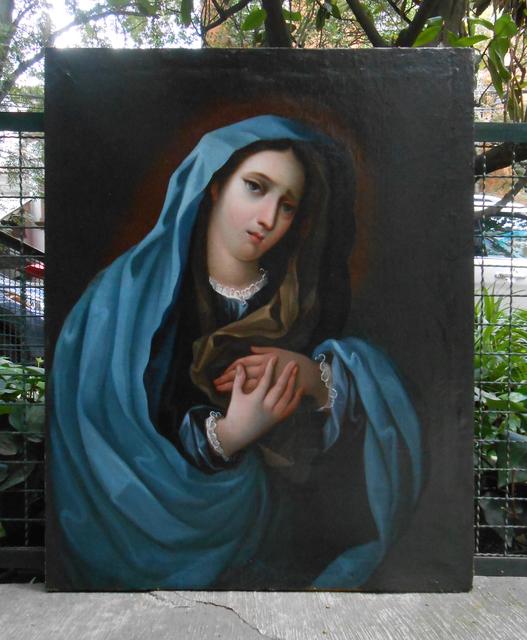 , 'Virgen,' , Grimaldi