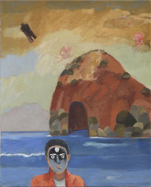 , 'Exit,' 2017, Lora Schlesinger Gallery