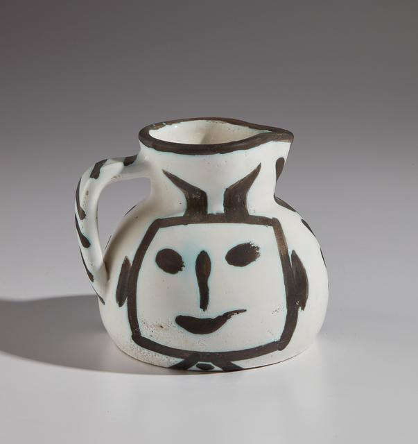 Pablo Picasso, 'Square-headed pitcher (Pichet tête carrée)', 1953, Phillips