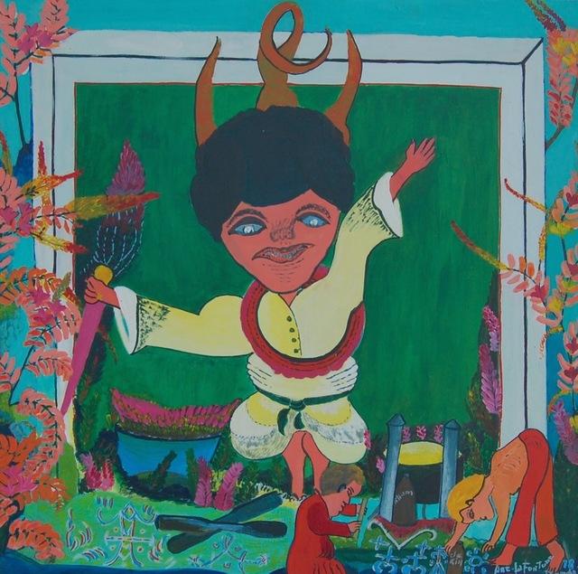 Felix Lafortune, 'Untitled (Bossou) ', 1978, ZQ Art Gallery