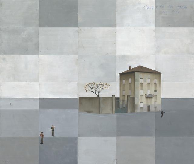 , 'L'abero dei cachi,' 2017, Edwynn Houk Gallery