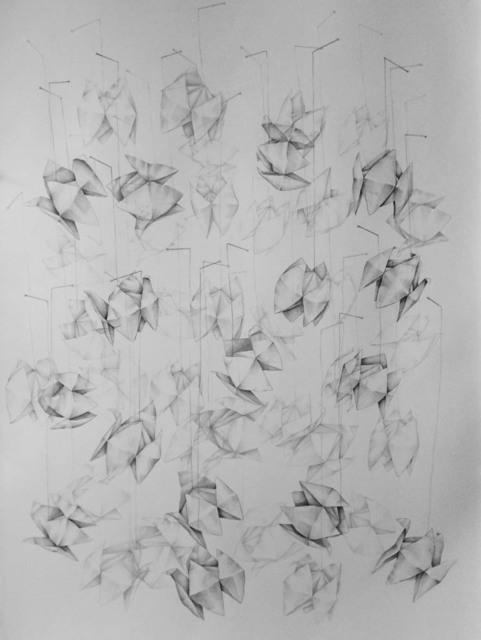 , 'Fortune Tellers,' 2016, Miller Yezerski Gallery