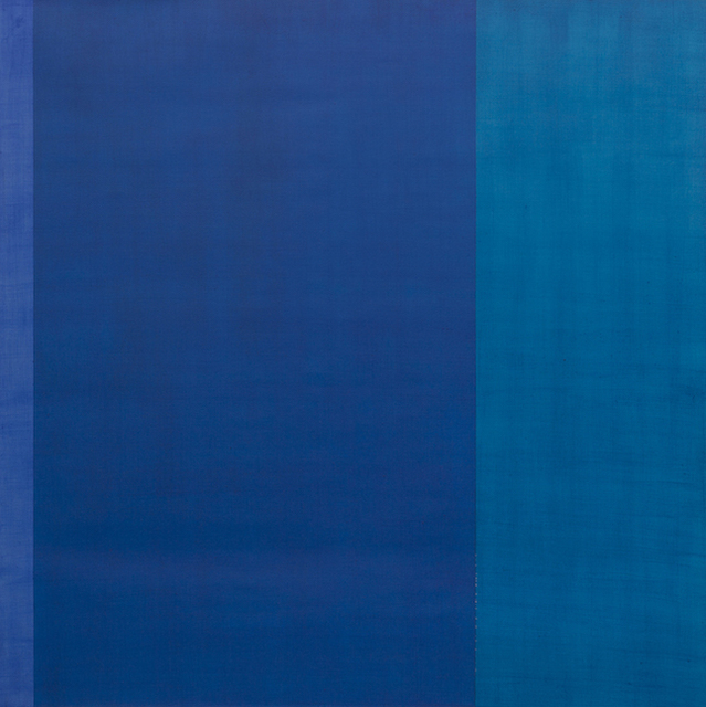 , 'Proporción Aurea (Blue / Blue), ,' 2019, Dot Fiftyone Gallery