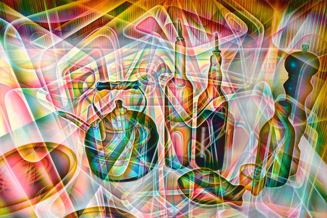 , 'Still Life #4,' 2014, Elizabeth Leach Gallery