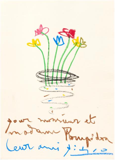 , 'Bouquet de fleurs,' , BAILLY GALLERY