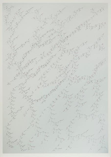 , 'Nullpunkte 18,' 2017, Anita Beckers